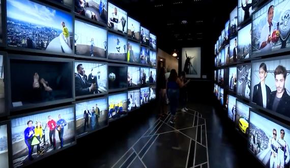 В Эмпайр-стейт-билдинг открыли новую медиагалерею