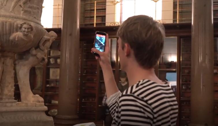 AR – новый виток развития музеев