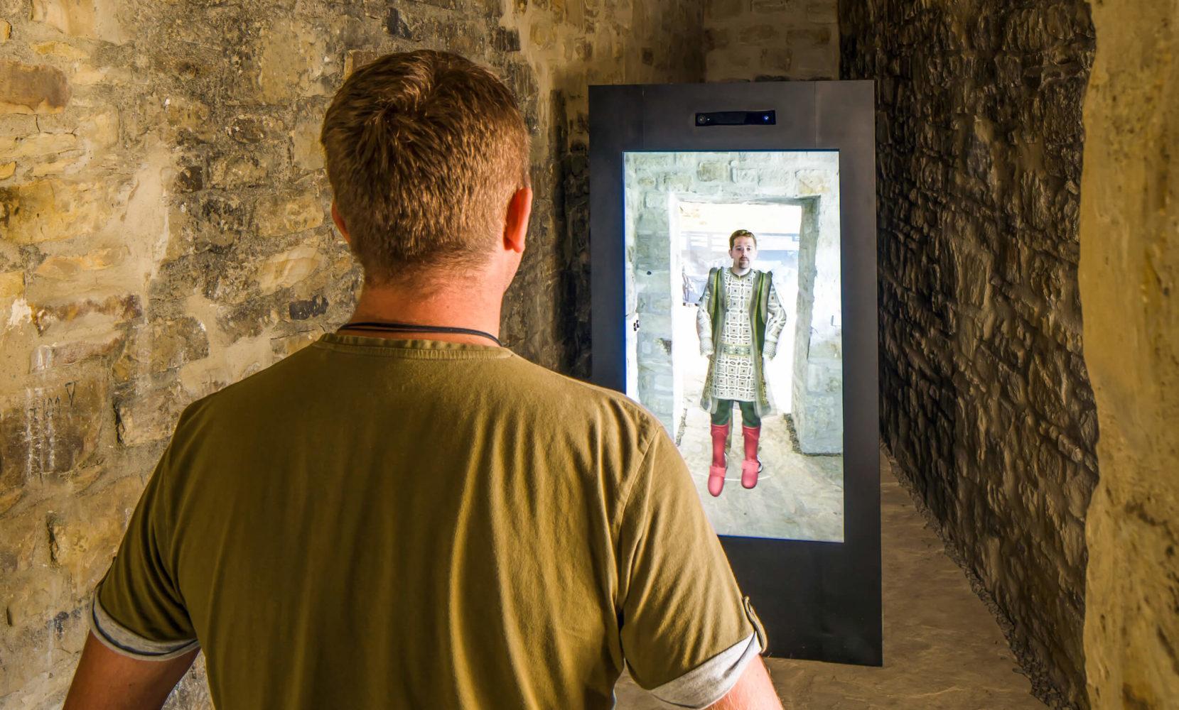Как оживить историю с помощью интерактивных технологий