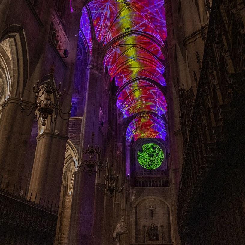 Рождение сверхновой под куполом собора